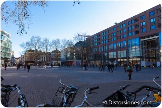 Vredenburg plein
