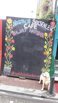nostalji seksenler cafe balat