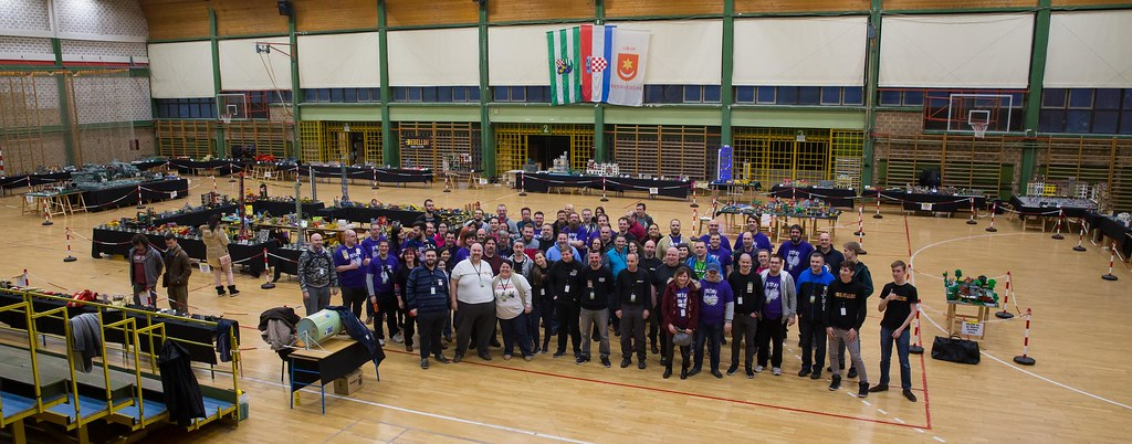 Kockice Convention - the participants