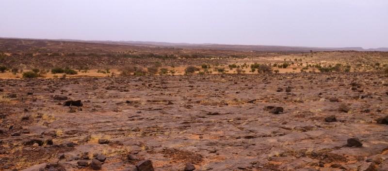 Tagant plateau near Matmata