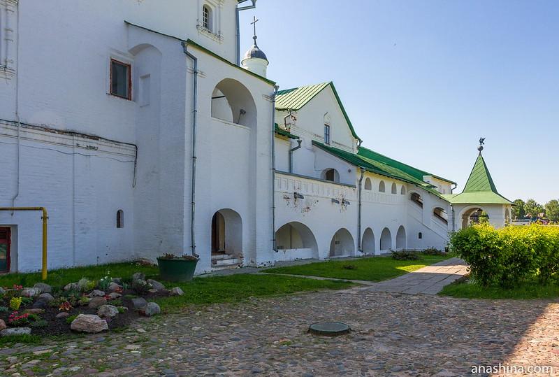 Архиерейские палаты, Суздаль