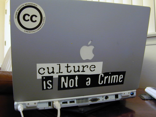 culture is not a crime