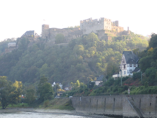 Burg Rheinfels in St. Goar, Germany