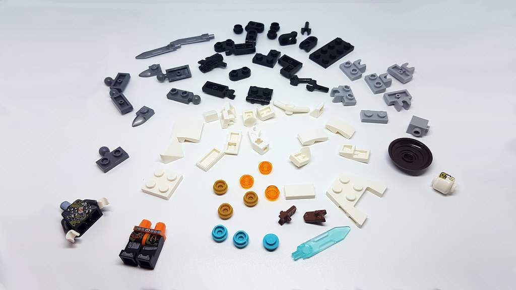 30547 - Dragon Hunter - parts