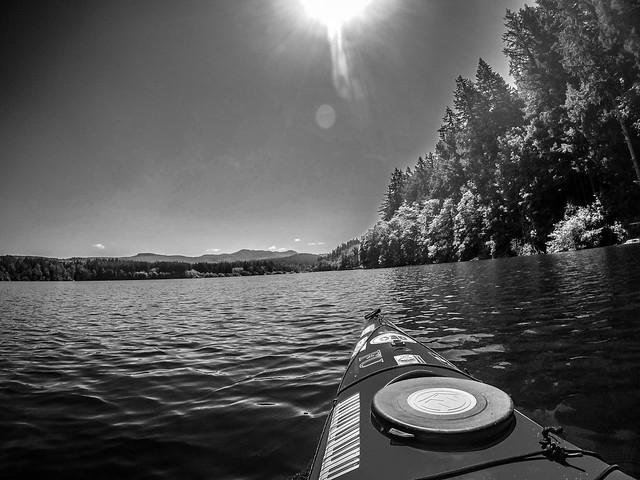 Paddling Lake Padden-013