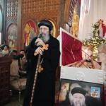 جنازة القمص سيدهم بشاي إبراهيم 24 مايو 2018