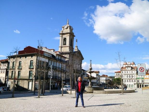 Iglesia San Pedro Guimaraes