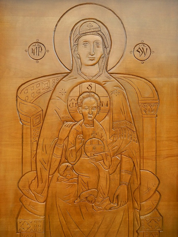 Abbots Throne