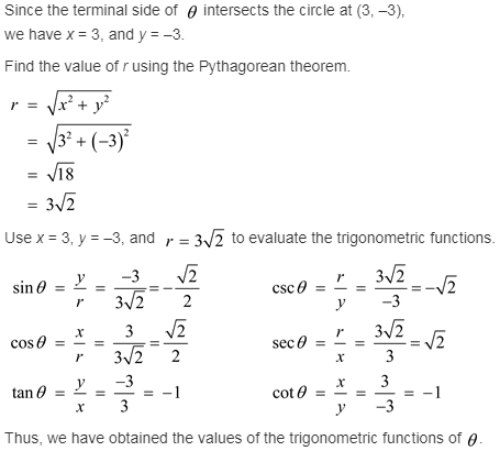 larson-algebra-2-solutions-chapter-13-trigonometric-ratios-functions-exercise-13-3-1gp