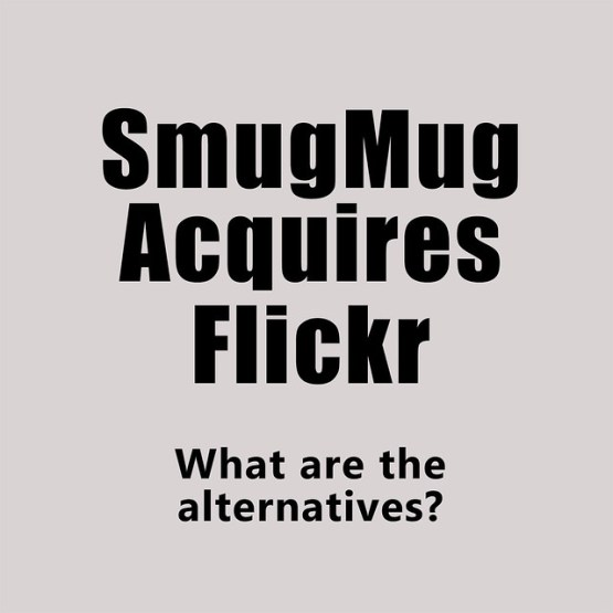 SmugMug Acquires Flickr & Flickr Alternatives for Second Life Residents