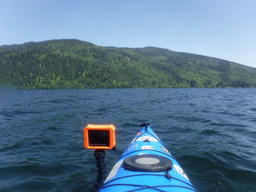 Lake Whatcom Paddling-14