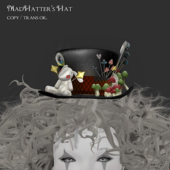 *NAMINOKE*MadHatter's Hat