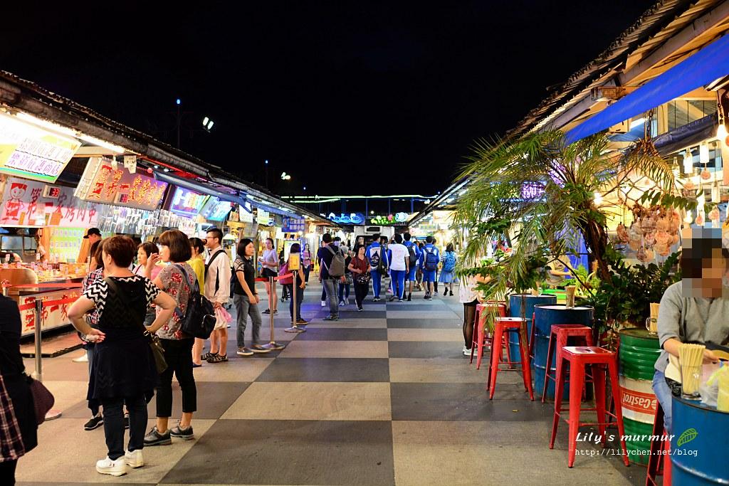 圖說:東大門夜市真的規劃整理的很舒服,很適合觀光。