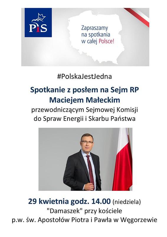 M.Małecki - Węgorzewo