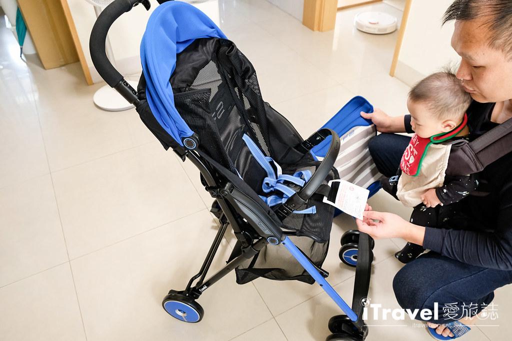 輕量型嬰兒車推薦 Combi F2 Plus (16)