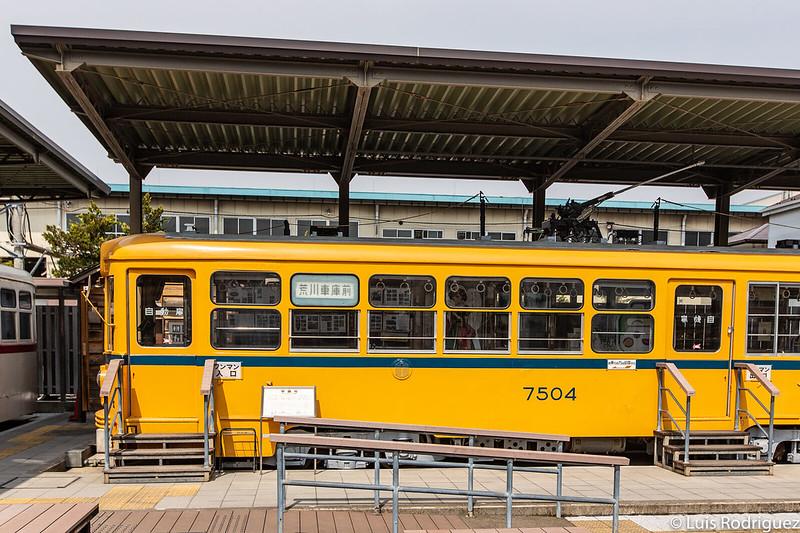 Linea-Toden-Arakawa-Tokyo-Sakura-Tram-30