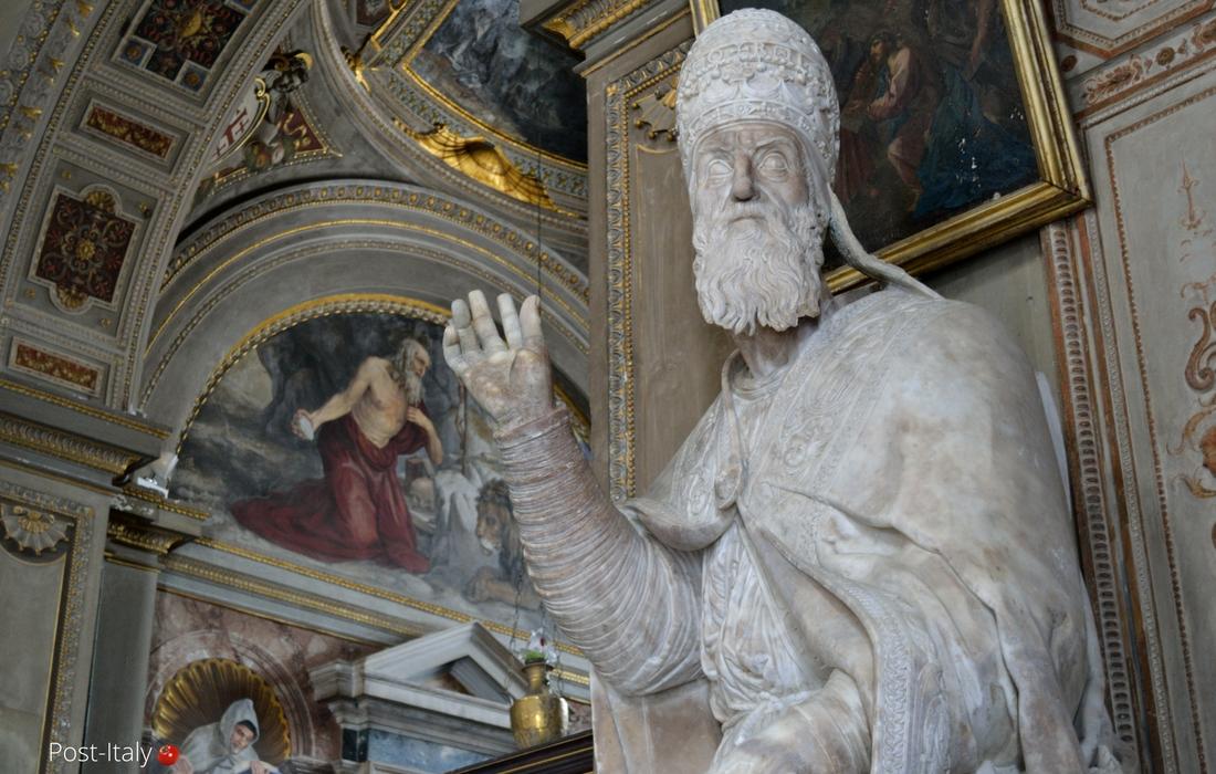 Basilica di Santa Maria in AraCoeli em Roma