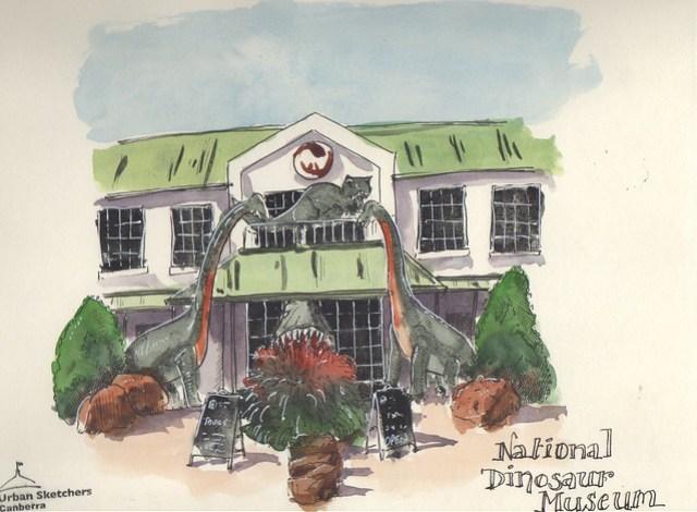 20180513 - National Dinosaur museum
