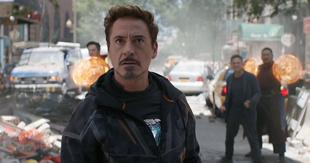 Tony Stark Infinity War