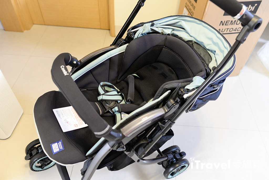 輕量型嬰兒車推薦 Combi F2 Plus (5)