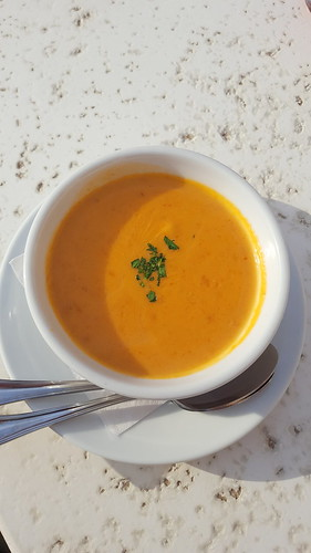Lobster bisque. From Why You Need to Try Bravo Cucina Italiana's Spring Promotion