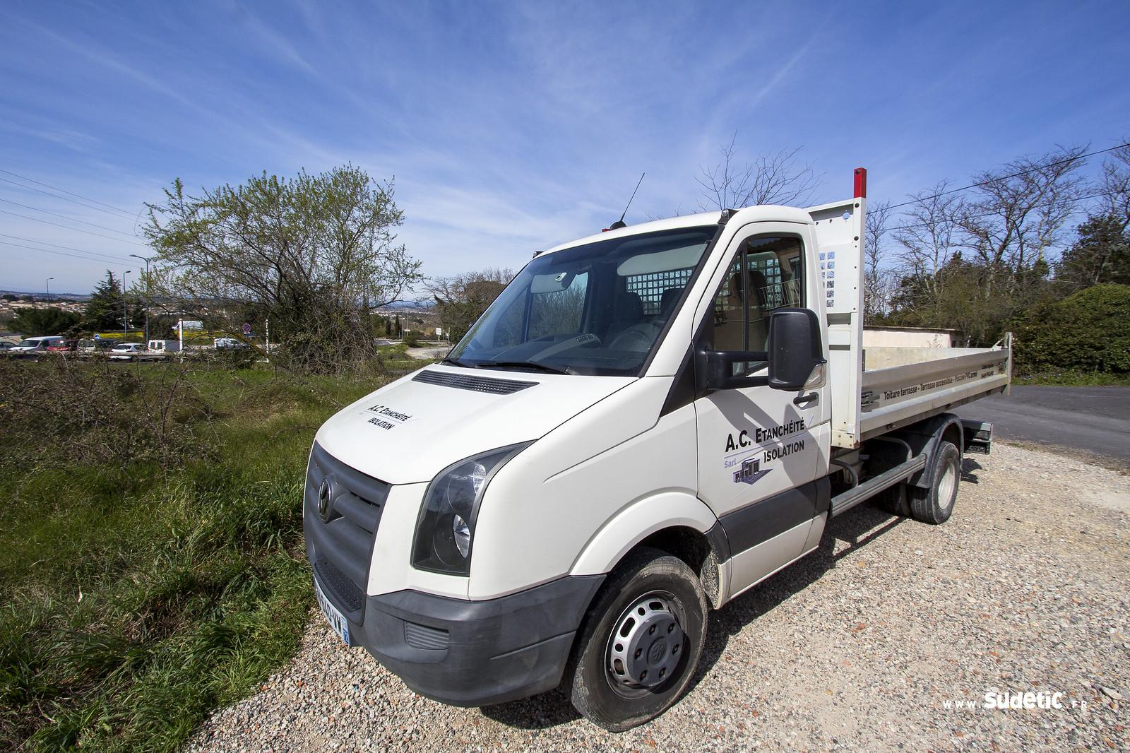 Sudetic camion plateau AC Etancheite-5