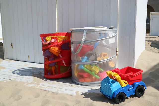 Opbergers Ikea strandspeelgoed