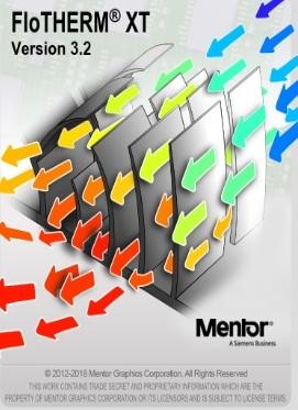 Mentor Graphics FloTHERM XT v3.2 full