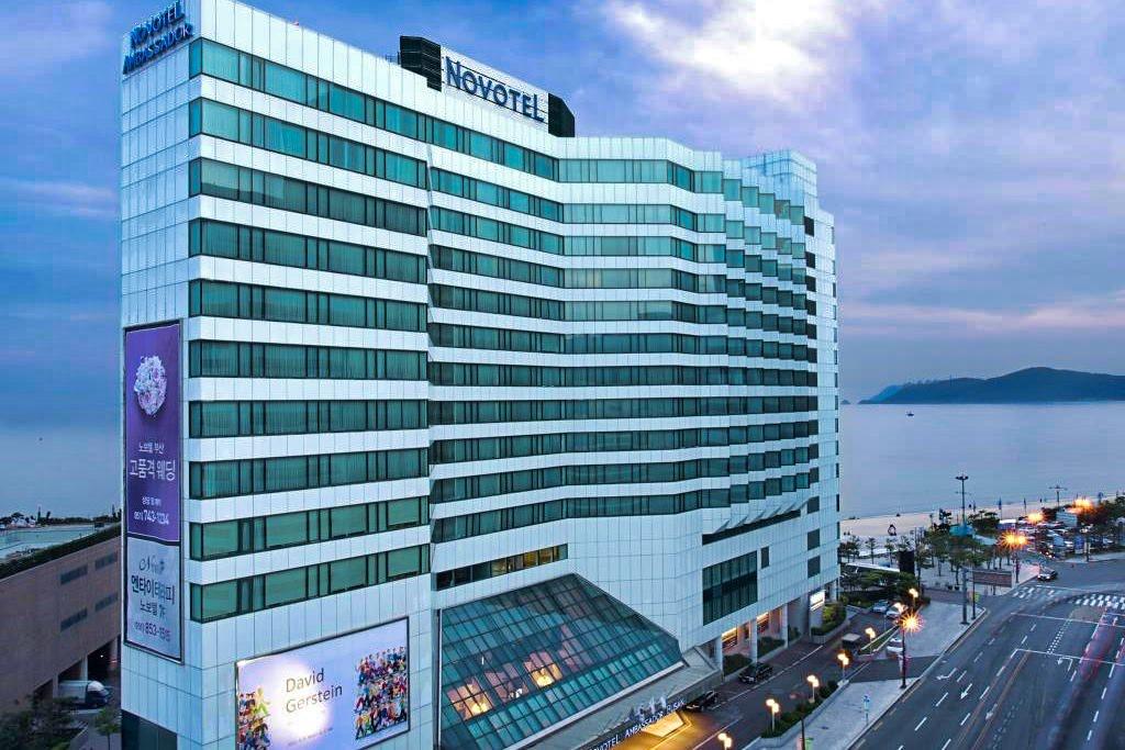 Novotel Ambassador Busan Hotel 1