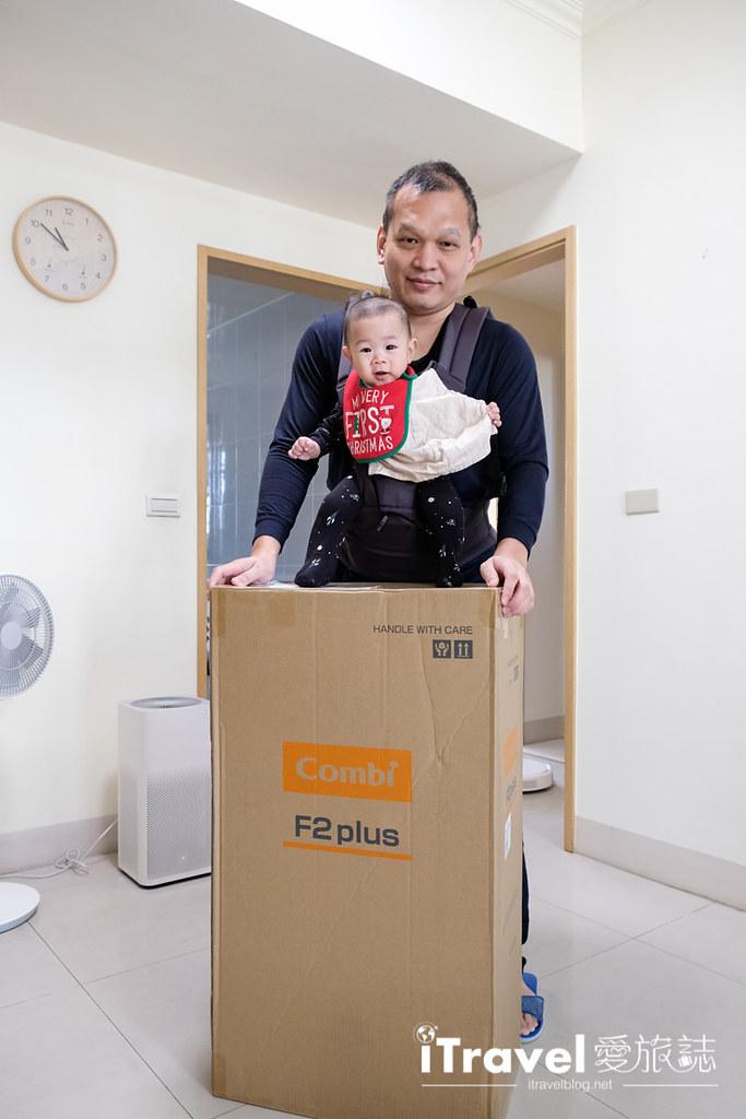 輕量型嬰兒車推薦 Combi F2 Plus (7)