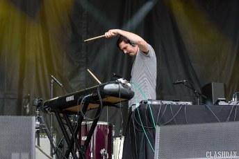 Bayonne @ Shaky Knees Music Festival, Atlanta GA 2018
