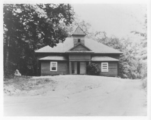 Shady Grove School 1920-1974