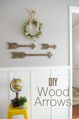 Best Ideas DIY and Crafts Inspiration : DIY how to! Love these arrows for decor, or wedding...maybe a future tattoo? Eit...