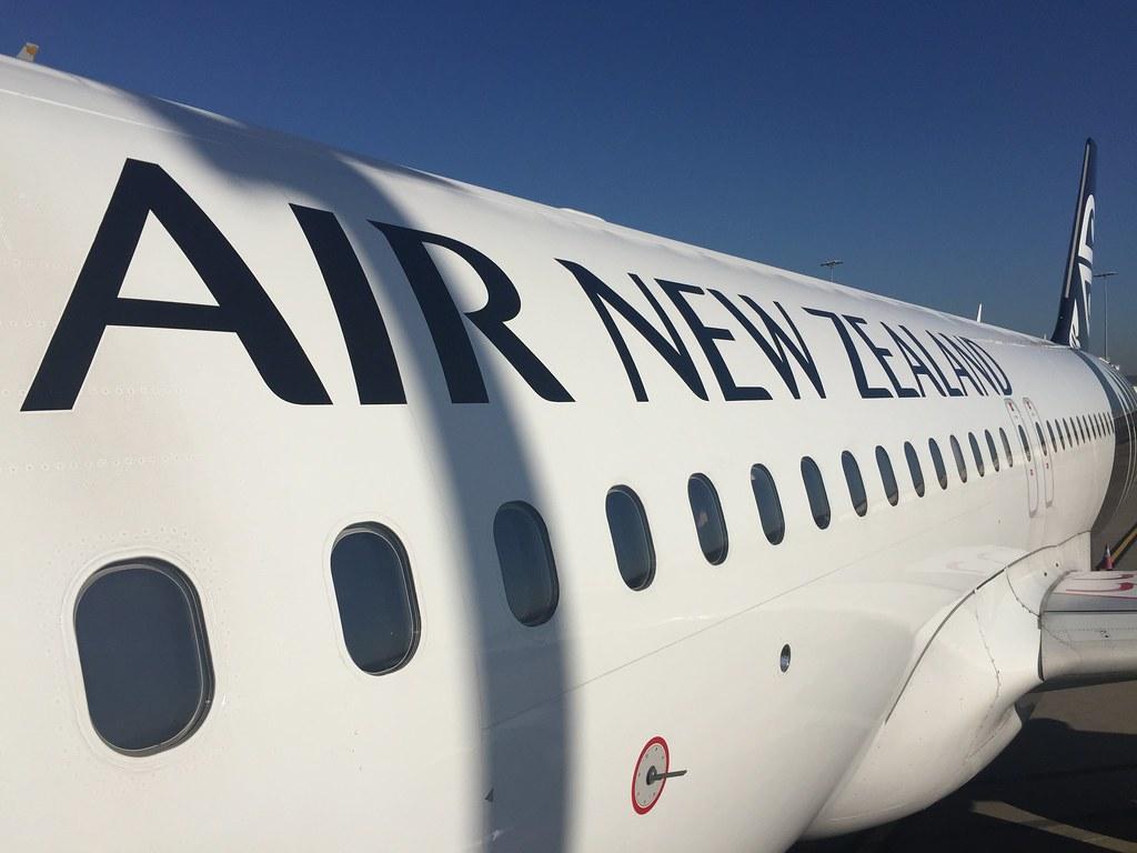 Air New Zealand A320