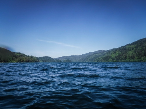 Lake Whatcom Paddling-12