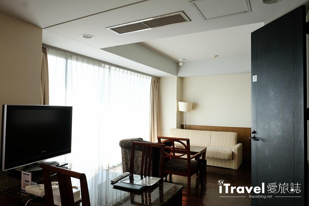 福岡飯店推薦 The Residential Suites Fukuoka (22)