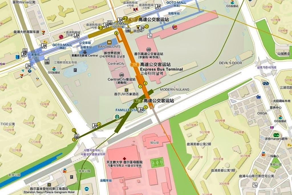 Family Park Map