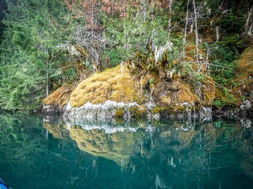Kayaking on Baker Lake-65
