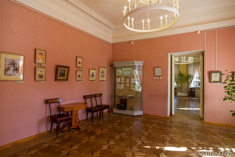 Детская комната, Полотняный Завод, усадьба Гончаровых