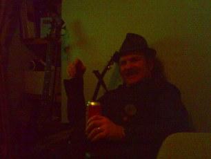 Hat / drunk