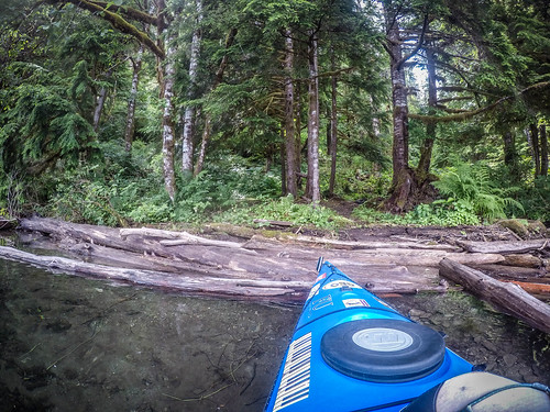 Kayaking on Baker Lake-144