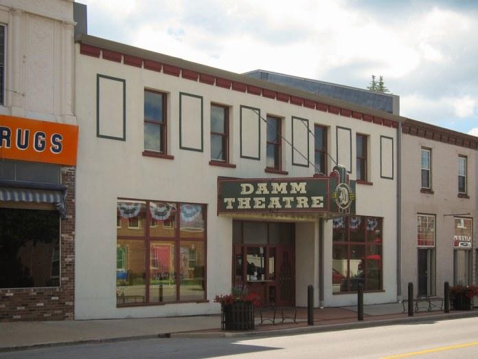 The Damm Theatre