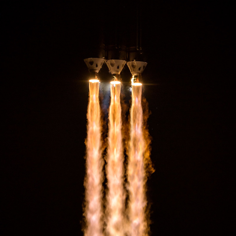 Parker Solar Probe Launch (NHQ201808120009)