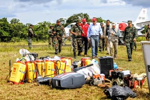 MEGAOPERATIVO ARMAGEDON EN GUEPPÍ, LORETO 04