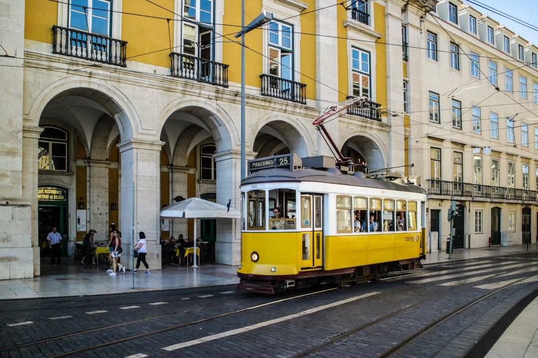 Praça do Comércio, Lisbona