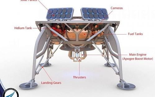 engin-spatial-lunaire-israël