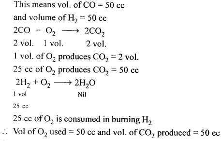 New Simplified Chemistry Class 10 Icse Solutions Mole Concept A