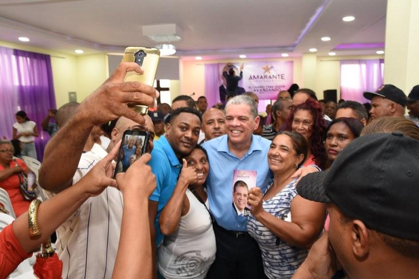 Haina, Encuentro de Apoyo. 30 de junio 2018