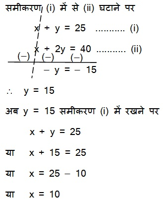 Maths Solutions For Class 10 NCERT Hindi Medium 3.2 72
