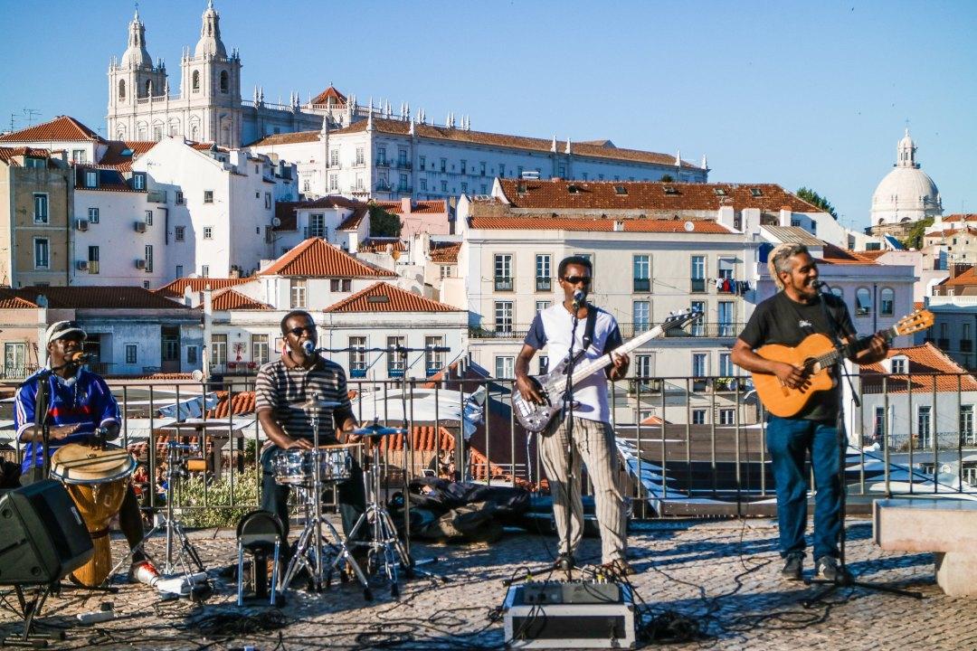Miradouro das Portas de Sol, Lisbon